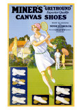 Miner&#39;s Canvas Shoes
