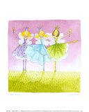 Vœux de bonheur XVI Reproduction d'art par Emma Thomson