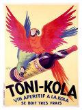 Toni-Kola Giclée par Robys (Robert Wolff)