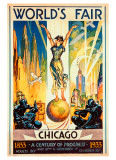World's Fair  Chicago  1933