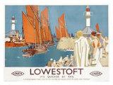 Lowestoft Sailing Rail