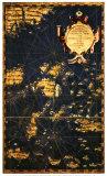 Carte des Philippines Reproduction d'art par Danti Egnazio