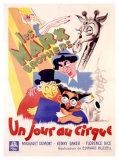 Marx Brothers  Jour au Cirque