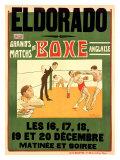 El Dorado  Matchs de Boxe Anglaise