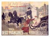 Le Petit Journal  Les Deux Frangines