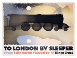 To London by Sleeper