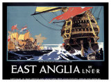 East Anglia by LNER
