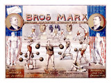 Bros Marx Strongman