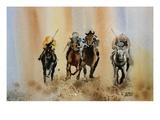 Jockeys I