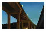 West Seattle Bridge  Night