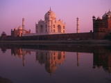 Taj Mahal and Jamid Masjid