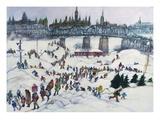 Winterlude  Pirovik - Ottawa-Hull  Canada