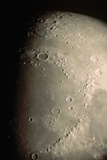 Mare Imbrium and Apennine Mountains
