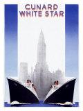 Cunard Line  White Star