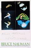 Falls  Pratfalls + Sleights of Hand