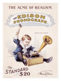 The Edison Standard Phonograph Looking for the Band