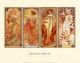 Les Saisons  1900