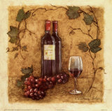 Glass of Merlot