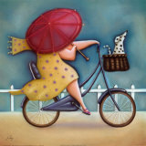 Bicycle Lady III
