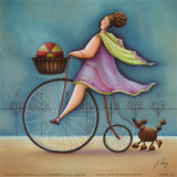 Bicycle Lady II