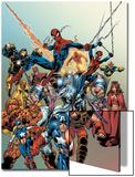 Last Hero Standing No1 Cover: Spider-Man