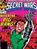 Secret Wars No12 Cover: Dr Doom