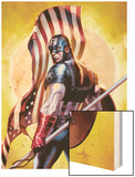Ultimate Origins No2 Cover: Captain America