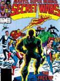 Secret Wars No11 Cover: Dr Doom