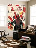 Deadpool Kills Deadpool 1 Cover: Deadpool