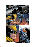 Cable & Deadpool No43 Headshot: Wolverine