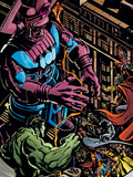 Powerless No1 Group: Galactus  Hulk  Silver Surfer and Thor