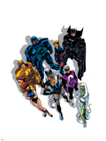 The Official Handbook Of The Marvel Universe Teams 2005 Group: Black Fox