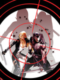 Hawkeye & Mockingbird No3 Cover: Hawkeye and Mockingbird