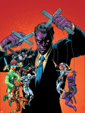 New Thunderbolts No10 Cover: Purple Man