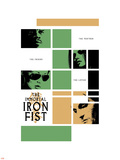 Immortal Iron Fist No16 Cover: Cage  Luke and Iron Fist