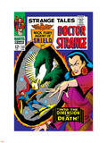 Strange Tales No152 Cover: Dr Strange  Umar and Mindless Ones