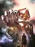 SHIELD No3 Cover: Gallactus