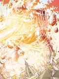 SHIELD No3: Gallactus in Explosion of Energy