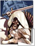 Taskmaster No1 Cover: Task Master Charging
