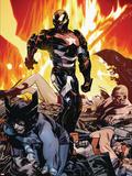 Dark Reign: Lethal Legion No3 Cover: Iron Patriot