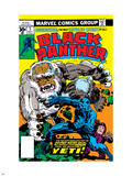 Black Panther No5 Cover: Black Panther
