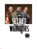 Secret Warriors No7 Cover: Nick Fury