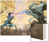 Ultimate Mystery No2: Ben and Grimm Fighting