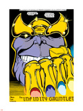 Infinity Gauntlet No2 Headshot: Thanos