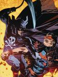 Dark Reign: Lethal Legion No2 Cover: Wonder Man and Grim Reaper