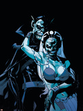 Black Panther No41 Cover: Storm and Black Panther
