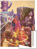 Marvel 1985 Must Have: Marvel 1985 No2 Cover: Magneto