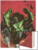 Ultimate Origins No4 Cover: Hulk