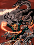 The Immortal Iron Fist: The Origin Of Danny Rand Cover: Iron Fist