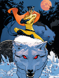Patsy Walker: Hellcat No3 Cover: Hellcat